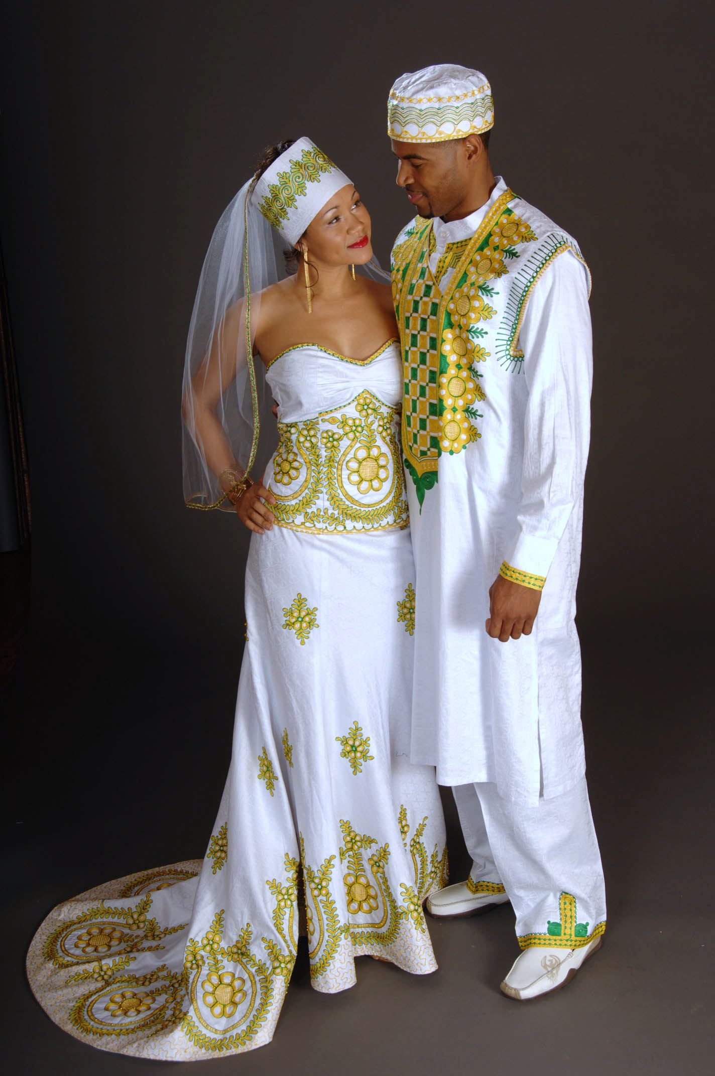 South african traditional outfits for weddings | Fashion ...  |African Wedding Dresses