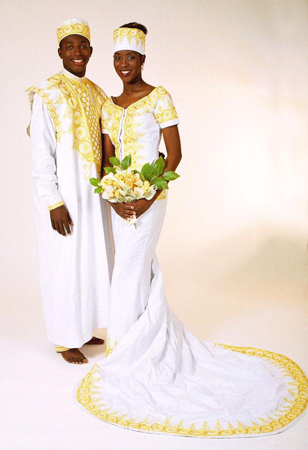 Rock An African Wedding Dress On Your Big Day « Mashariki  |African Wedding Dresses