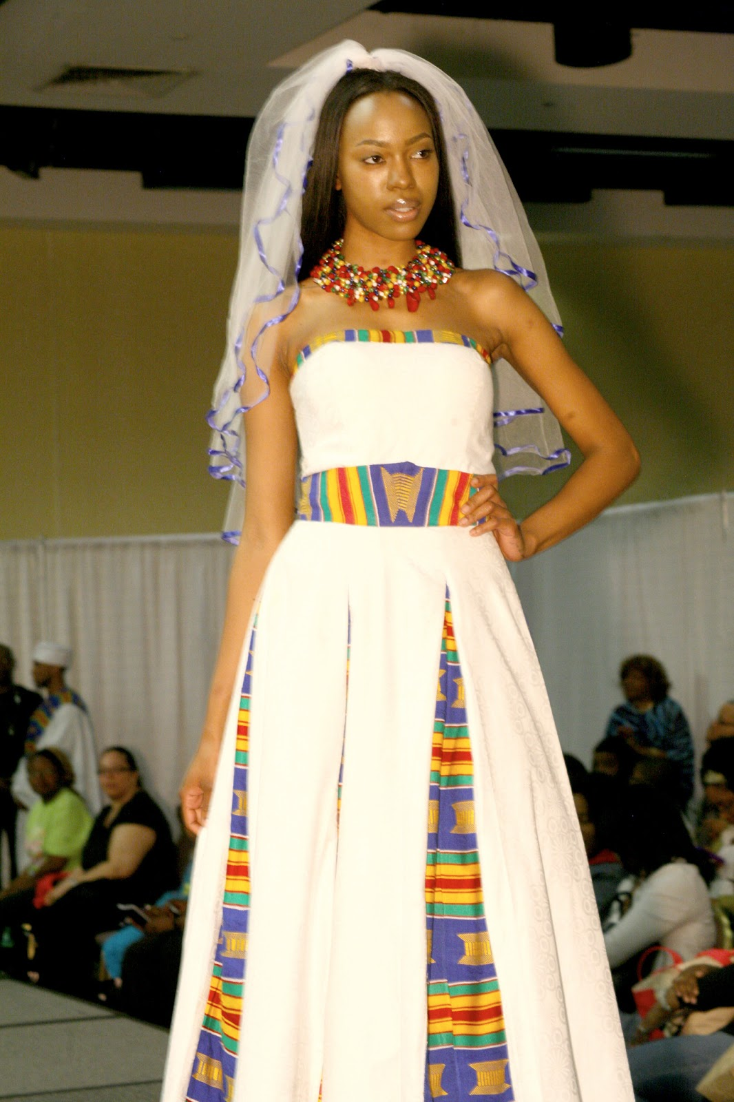 Rock An African Wedding Dress On Your Big Day Mashariki